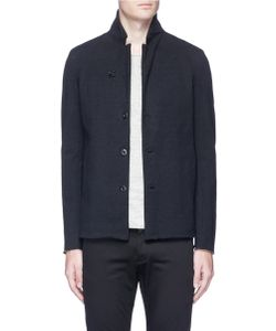 Attachment | Linen-Cotton Soft Blazer