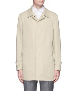 Isaia | San Gennaro Cotton Blend Coat