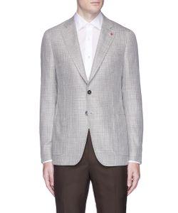 Isaia | Cortina Wool Blend Soft Blazer