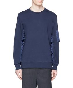 Tim Coppens | Ma-1 Taffeta Trim Sweatshirt