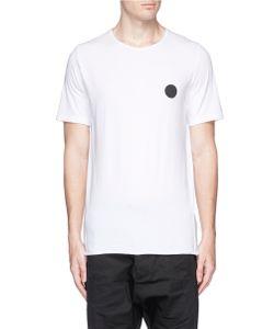 Bassike | Logo Print Organic Cotton T-Shirt