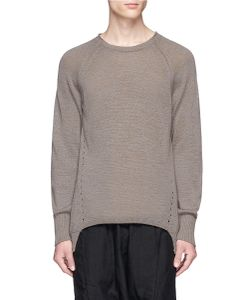 The Viridi-Anne | Raglan Sleeve Sweater