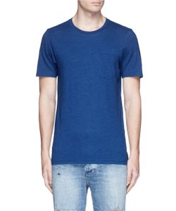 Denham | Katagami Panel T-Shirt