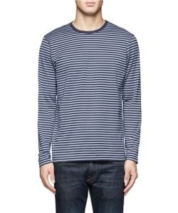 Sunspel | Stripe Long-Sleeve T-Shirt