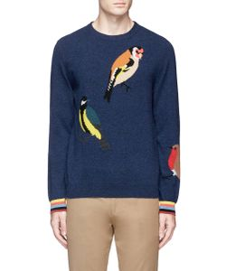 Paul Smith | Bird Intarsia Sweater