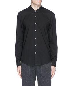 James Perse   Cotton Lawn Shirt