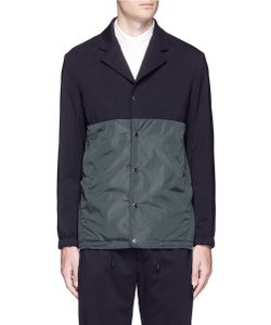 Tim Coppens | Contrast Panel Coach Jacket