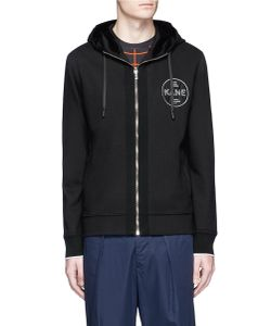 Christopher Kane | Law And Order Patch Zip Hoodie