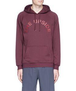THE UPSIDE | Logo Print Hoodie