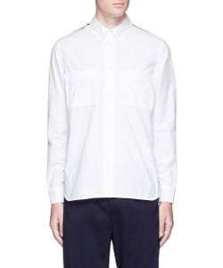 Tim Coppens | Colourblock Back Shirt