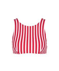 Araks | Joy Stripe High Neck Swim Top