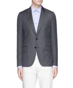 Paul Smith | Soho Wool Dot Jacquard Blazer