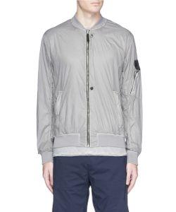 Stone Island | Lucid Garment Dye Bomber Jacket