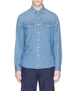 Alex Mill | Western Denim Shirt