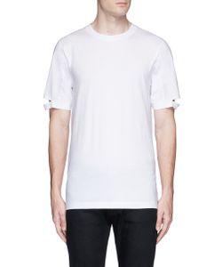 Helmut Lang   Cutout Cuff T-Shirt
