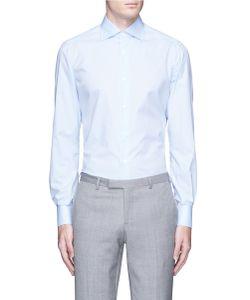 Isaia | Milano Cotton Poplin Shirt