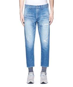 Fdmtl | Case Study 19 Cropped Denim Pants