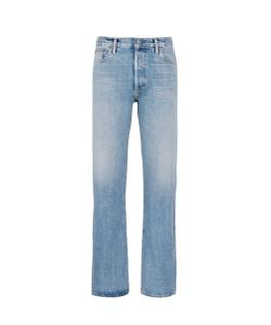 Simon Miller | Jaff Relaxed Fit Cotton Selvedge Jeans