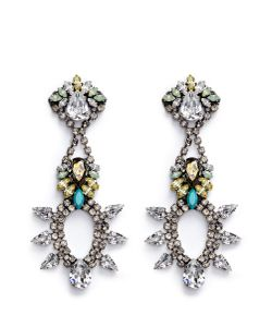 Anton Heunis | Swarovski Crystal Chandelier Earrings