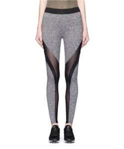 Koral | Frame Powermesh Panel Performance Leggings