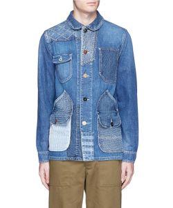 Fdmtl | Boro Patchwork Blouson Jacket