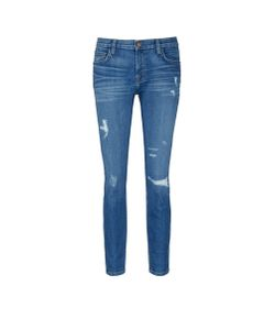Current/Elliott | The Fling Relaxed Fit Distressed Jeans