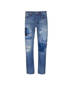 Fdmtl | Heritage Case Study 28 Boro Patchwork Selvedge Jeans