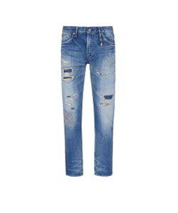 Fdmtl | Trace Case Study 27 Sashiko Selvedge Jeans
