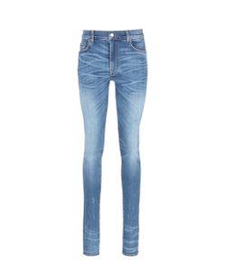 Amiri   Stack Slim Fit Distressed Jeans