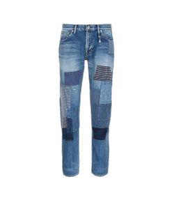 Fdmtl | Trace Cs35 Slim Fit Boro Patchwork Jeans