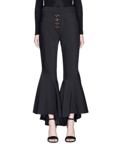 Ellery | Sin City Button Flared Pants
