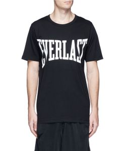 Ports | X Everlast Logo Print T-Shirt