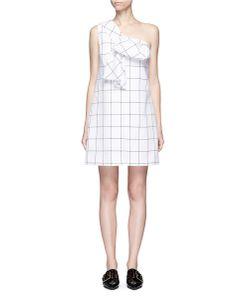 Victoria, Victoria Beckham | Twist Bow One-Shoulder Dress