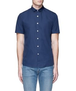 Topman | Short Sleeve Poplin Shirt