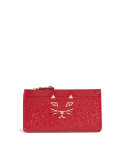 Charlotte Olympia | Feline Cat Face Coin Pouch