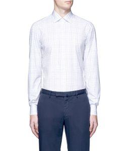 Isaia | Parma Check Plaid Shirt