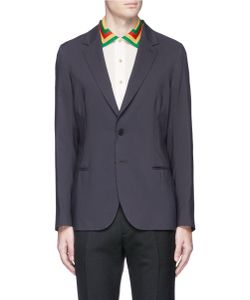 Paul Smith | Cotton Blend Soft Blazer