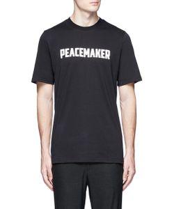 Oamc | Peacemaker Hawk Print T-Shirt