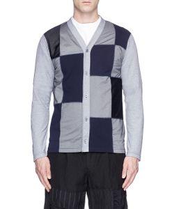 Comme Des Garçons Homme Plus | Patchwork Jersey Cardigan