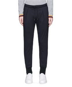 Paul Smith | Drawstring Waist Wool Pants