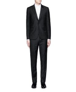 Paul Smith | Soho Floral Embroidered Tuxedo Suit