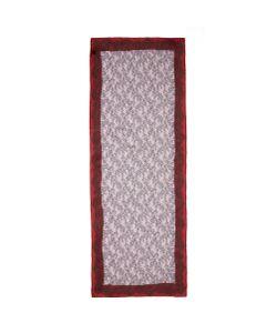Valentino | Lace Print Silk Chiffon Stole
