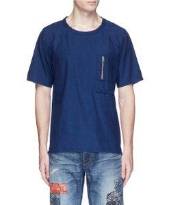 Fdmtl | Zip Pocket Hopsack T-Shirt
