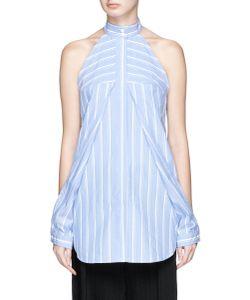 Dion Lee   Sleeve Release Stripe Shirt