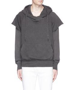 NSF | Kip Sleeve Underlay Hoodie