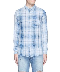 Denham | Check Plaid Flannel Shirt