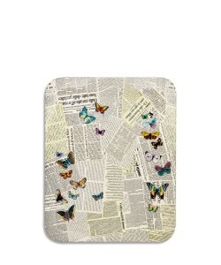 Fornasetti   Ultime Notizie Print Wood Tray