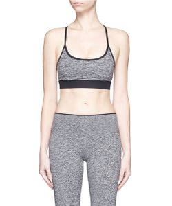 Koral | Lucent Lattice Back Sports Bra Top
