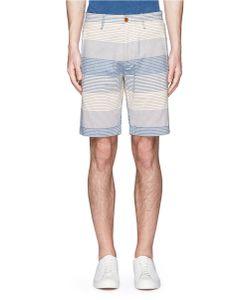 Alex Mill | Novelty Stripe Cotton Shorts