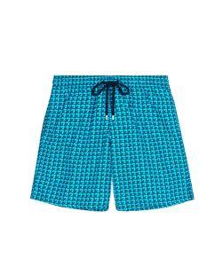 Vilebrequin   Okoa Wave Print Swim Shorts